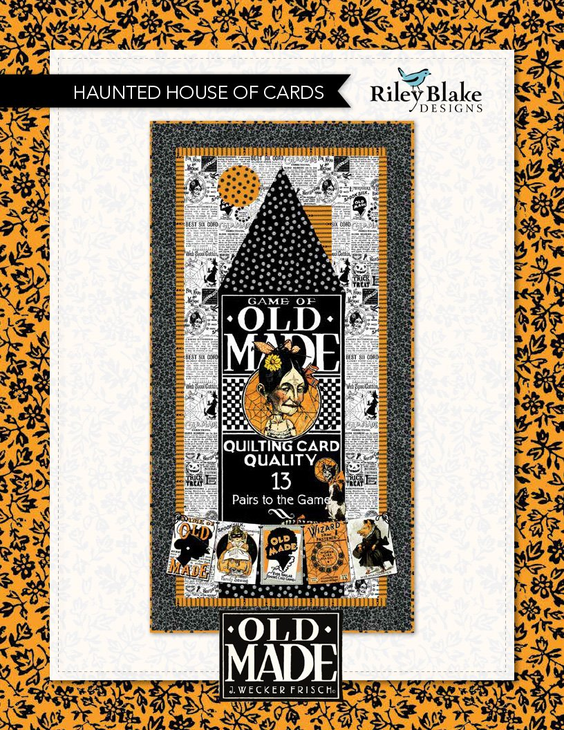 Haunted House of Cards Kit (45x88)