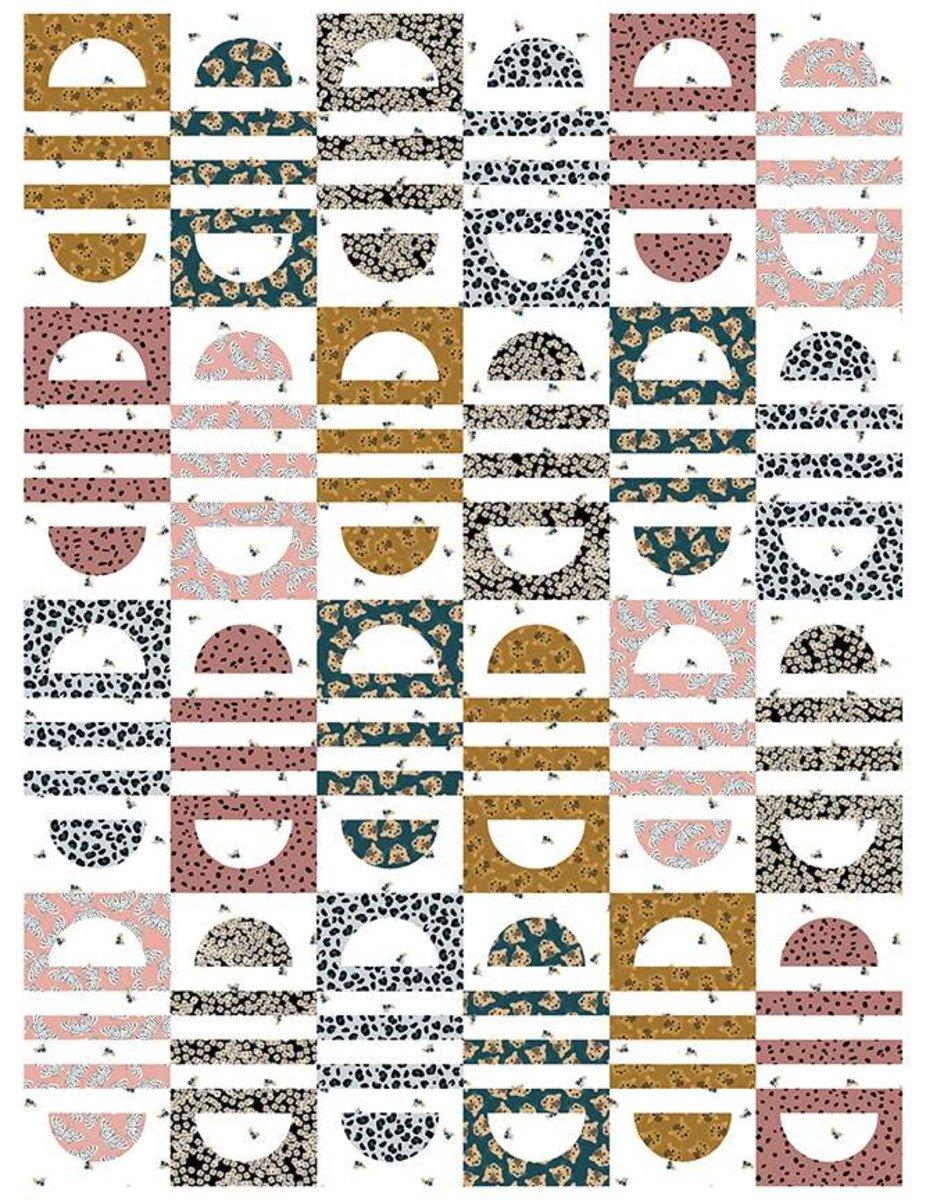 Arches Quilt Pattern