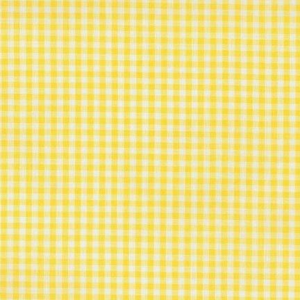 Carolina Gingham Yellow