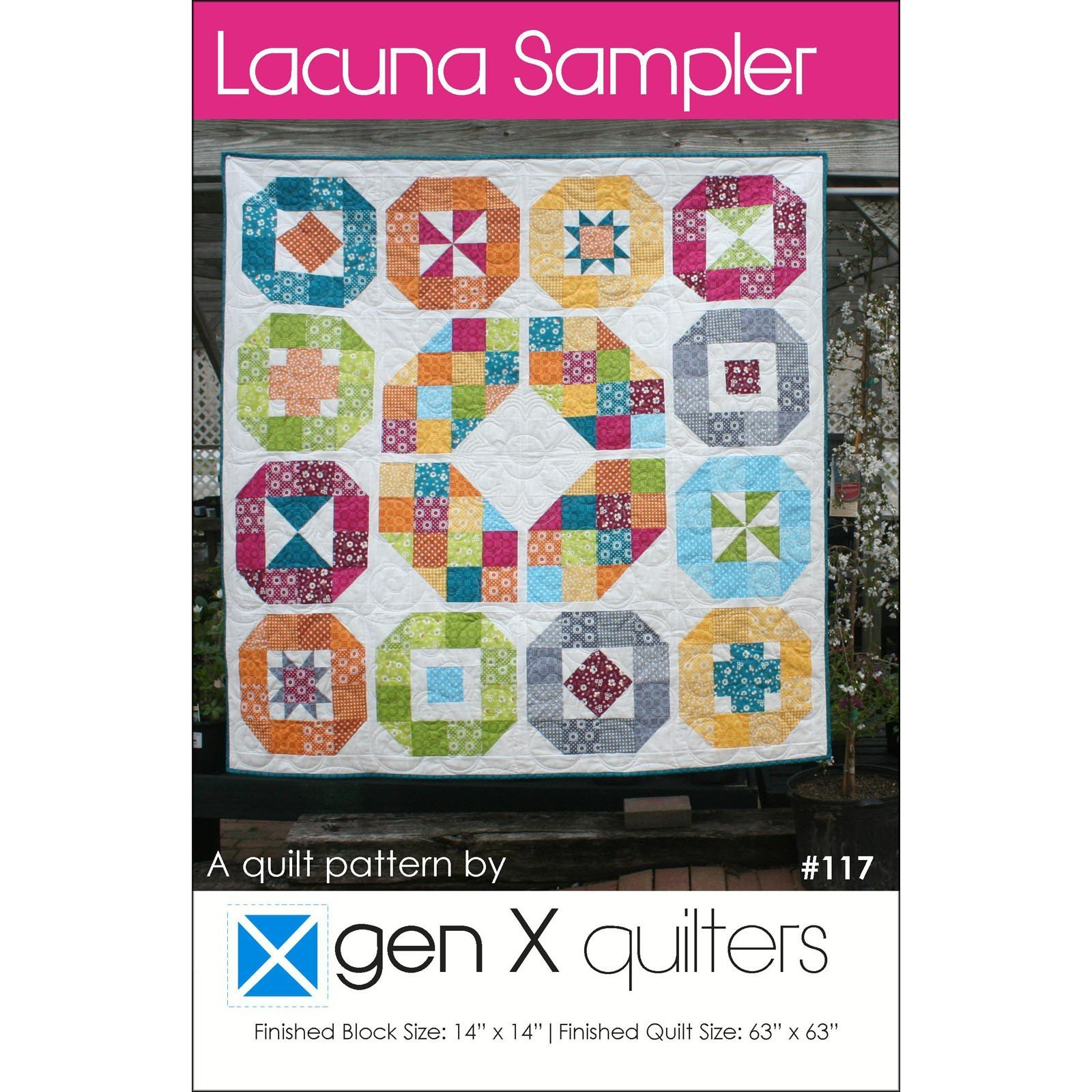 Lacuna Sampler by GenX & RJR