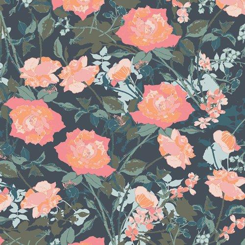 Picturesque Rosemantic Trellis Dim
