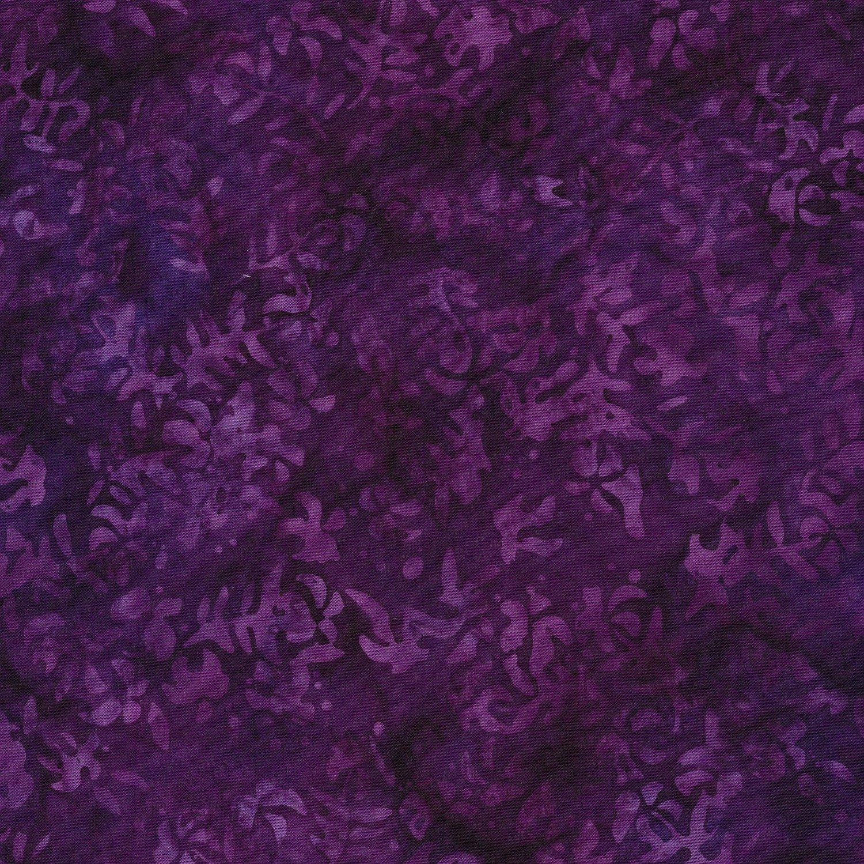 Picnic Basket Batik Purple
