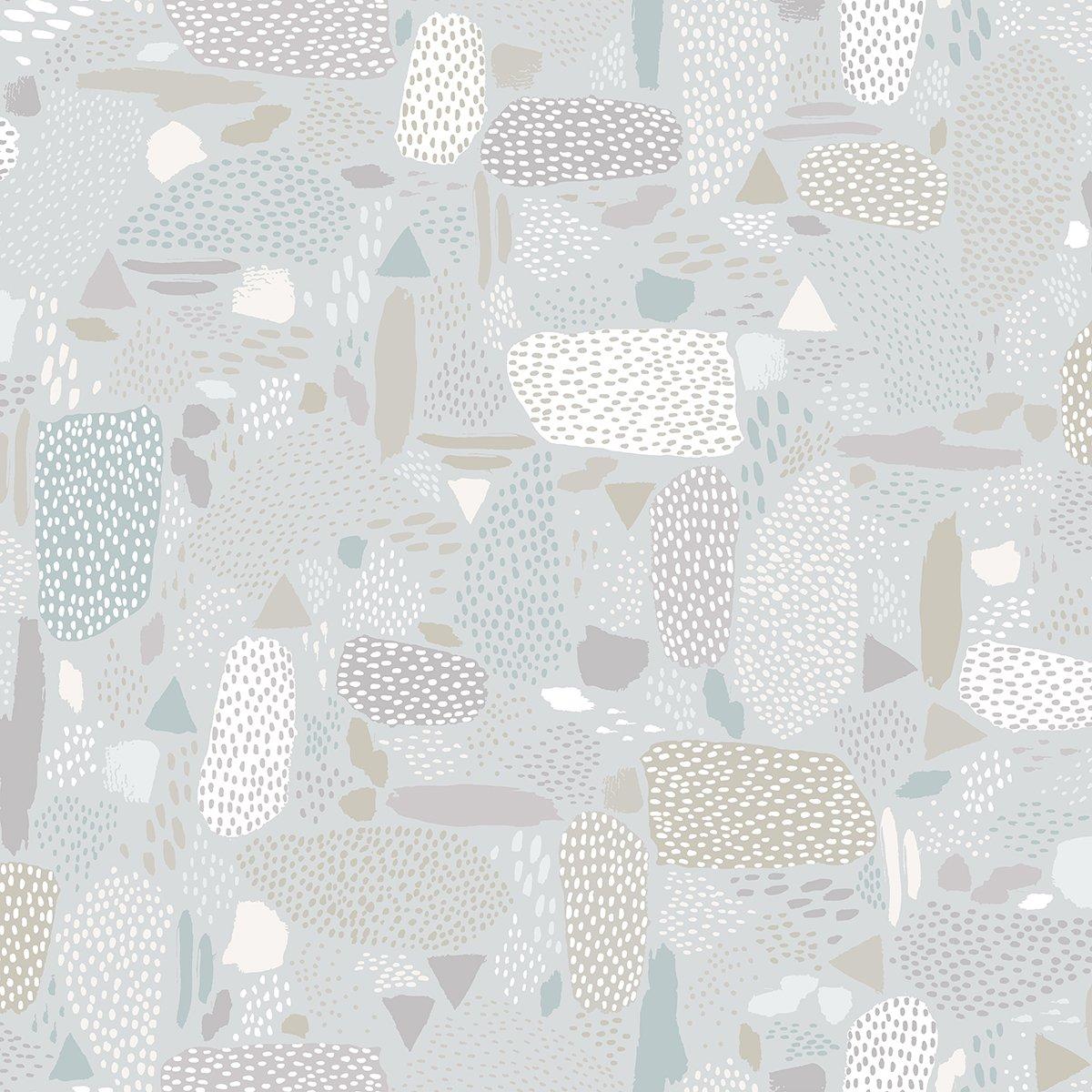 Cold Press Girl's Club - Pebbles - Gray