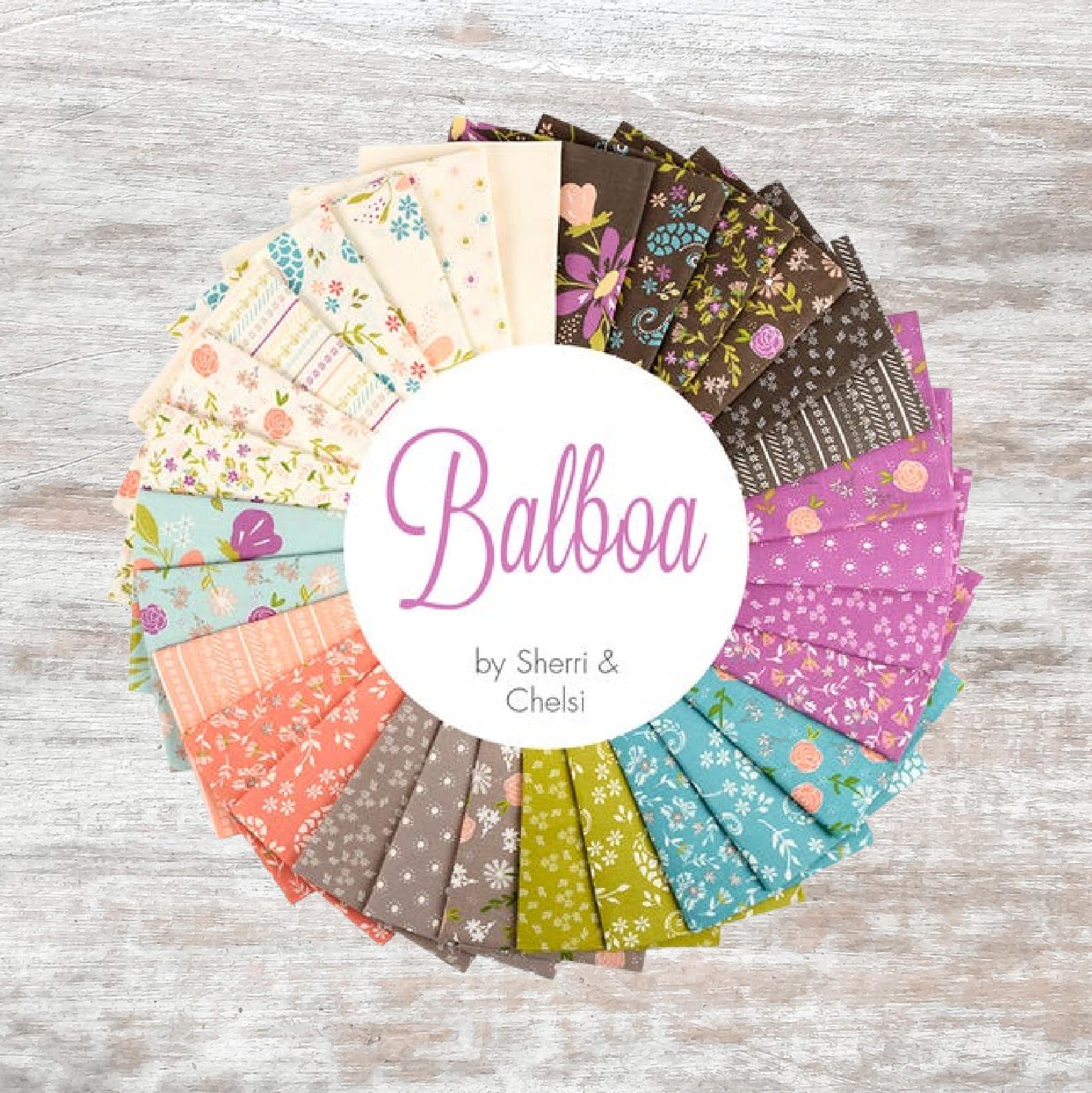 Balboa Charm Pack (42 pc)