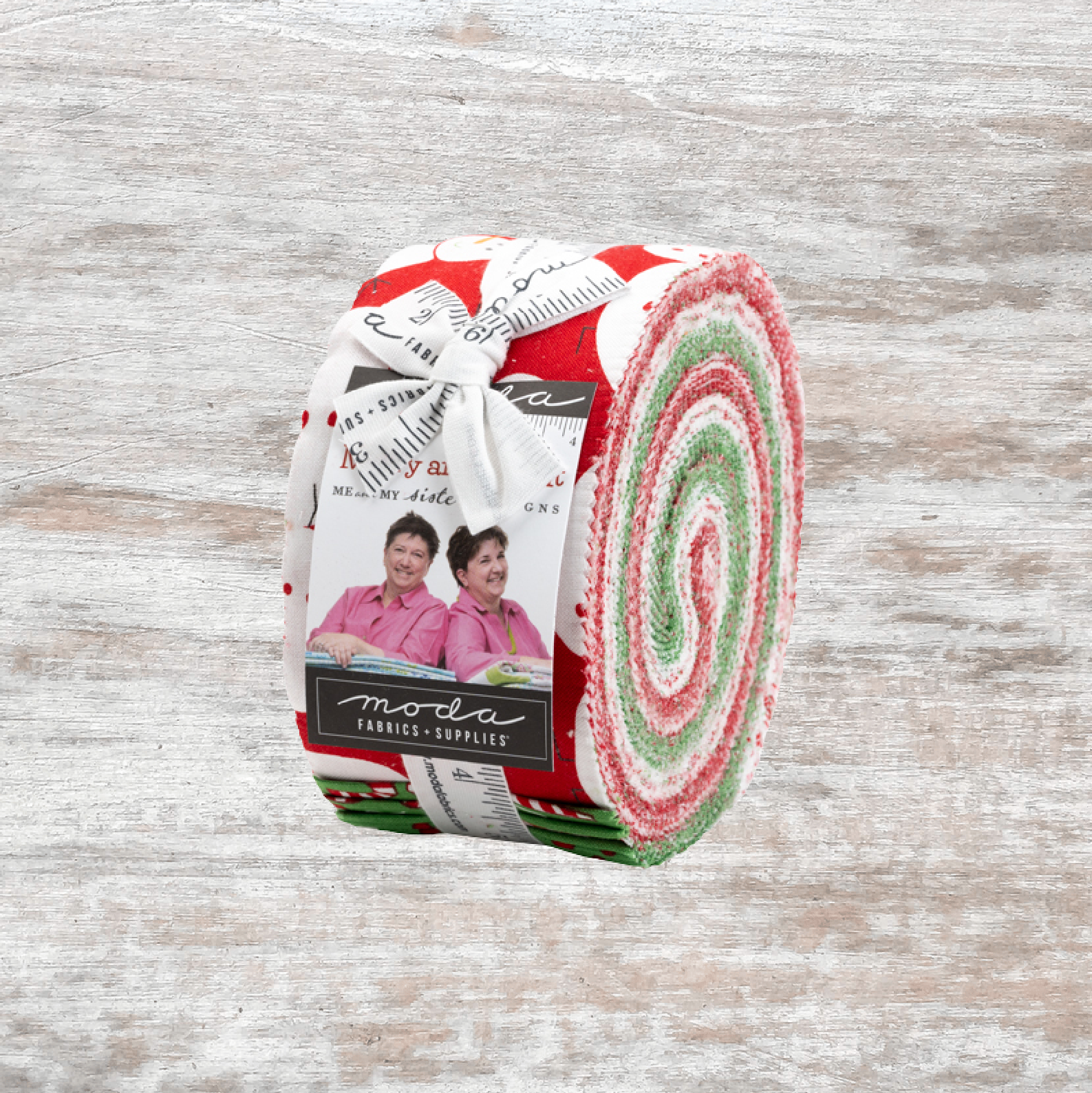 Merry And Bright Jelly Roll (40 pcs)