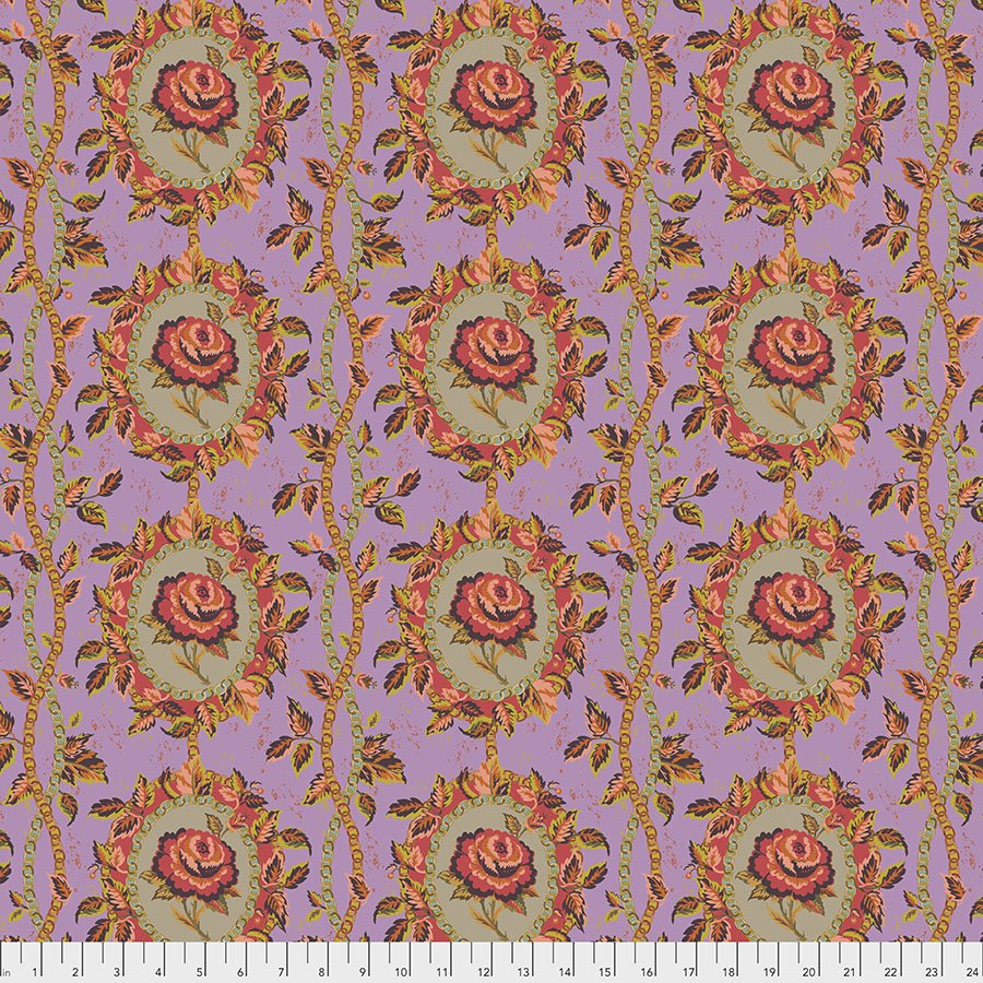 New Vintage Charmed Lilac