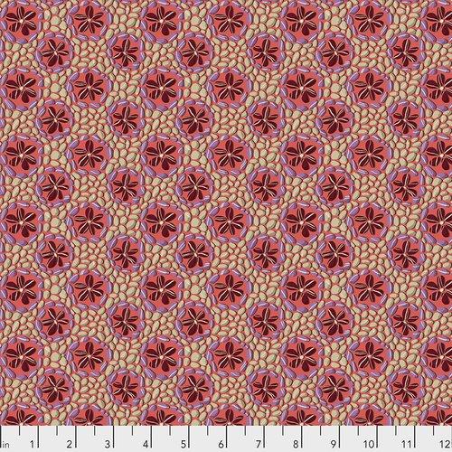 Land Art Stone Flowers - Rose