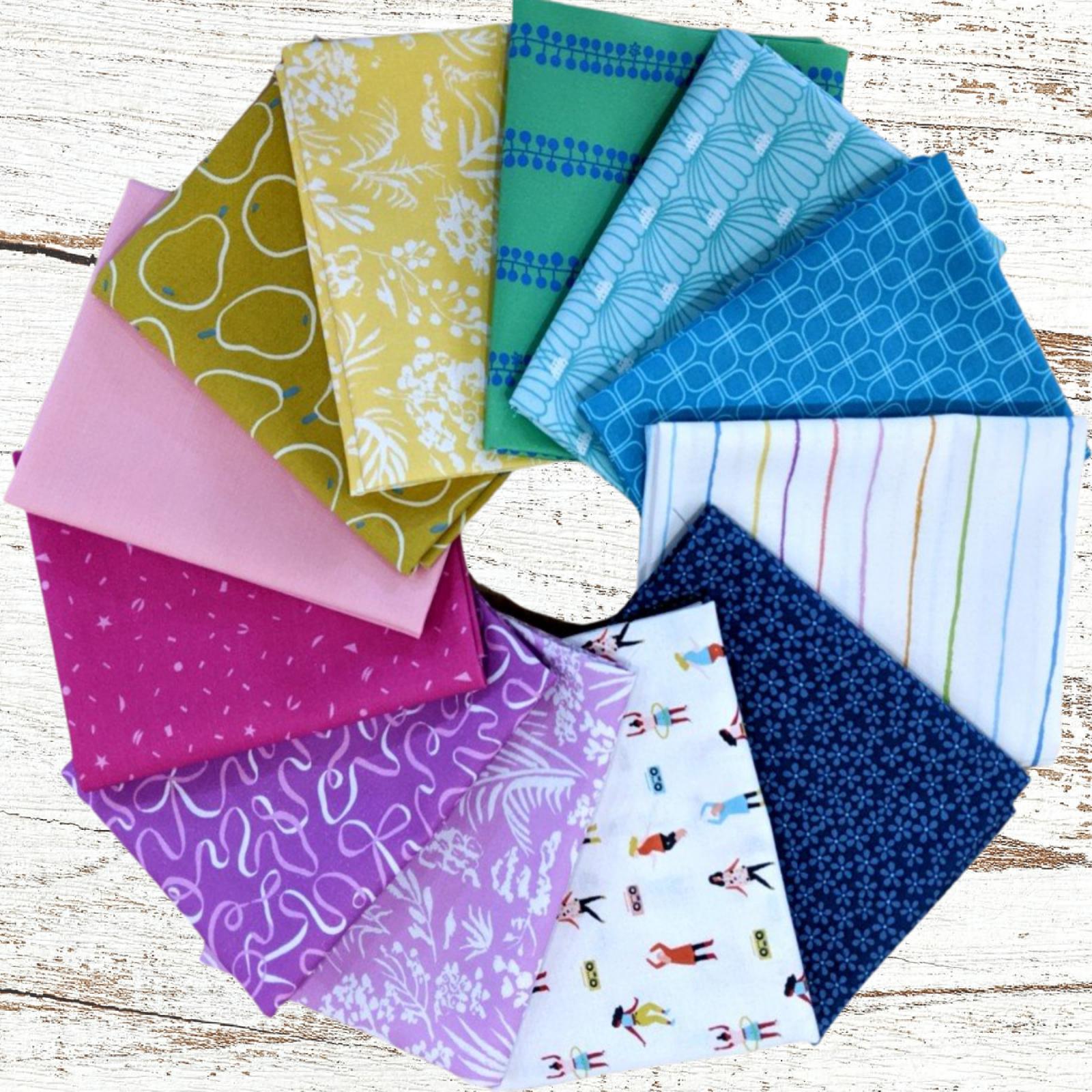 Confetti CC FQ Bundle (12 pcs)