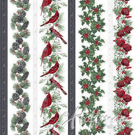 Cardinal Carols - Mist/Silver