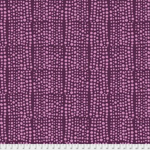 Dots 108 Backing Violet