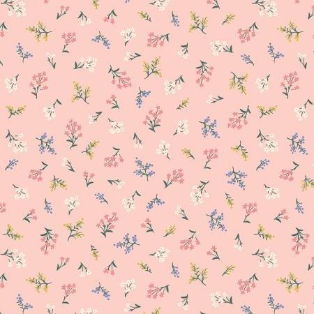 Strawberry Fields Petites Fleurs Blush