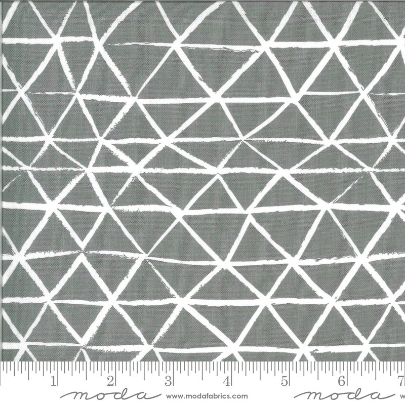 Zoology Rustic Triangle Grey - COMING SOON