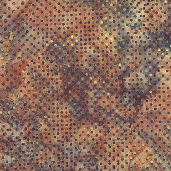 Bali Batiks Dots Palomino - COMING SOON