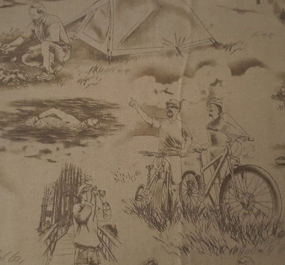 Our National Parks Toile Stone