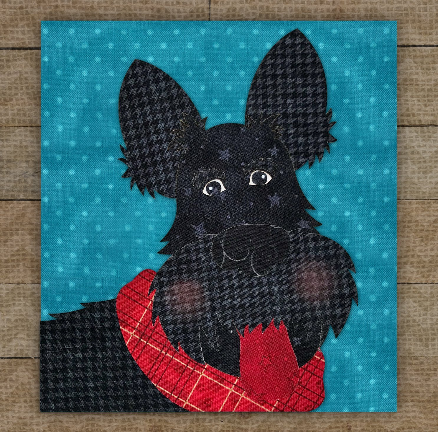 Scottish Terrier/Wheaten Scottish Terrier