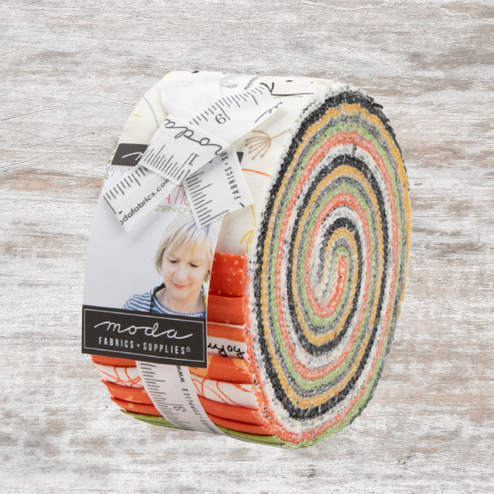 Quotation Jelly Roll (40 pcs)