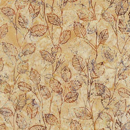 Artisan Batiks - Inspired by Nature HONEY