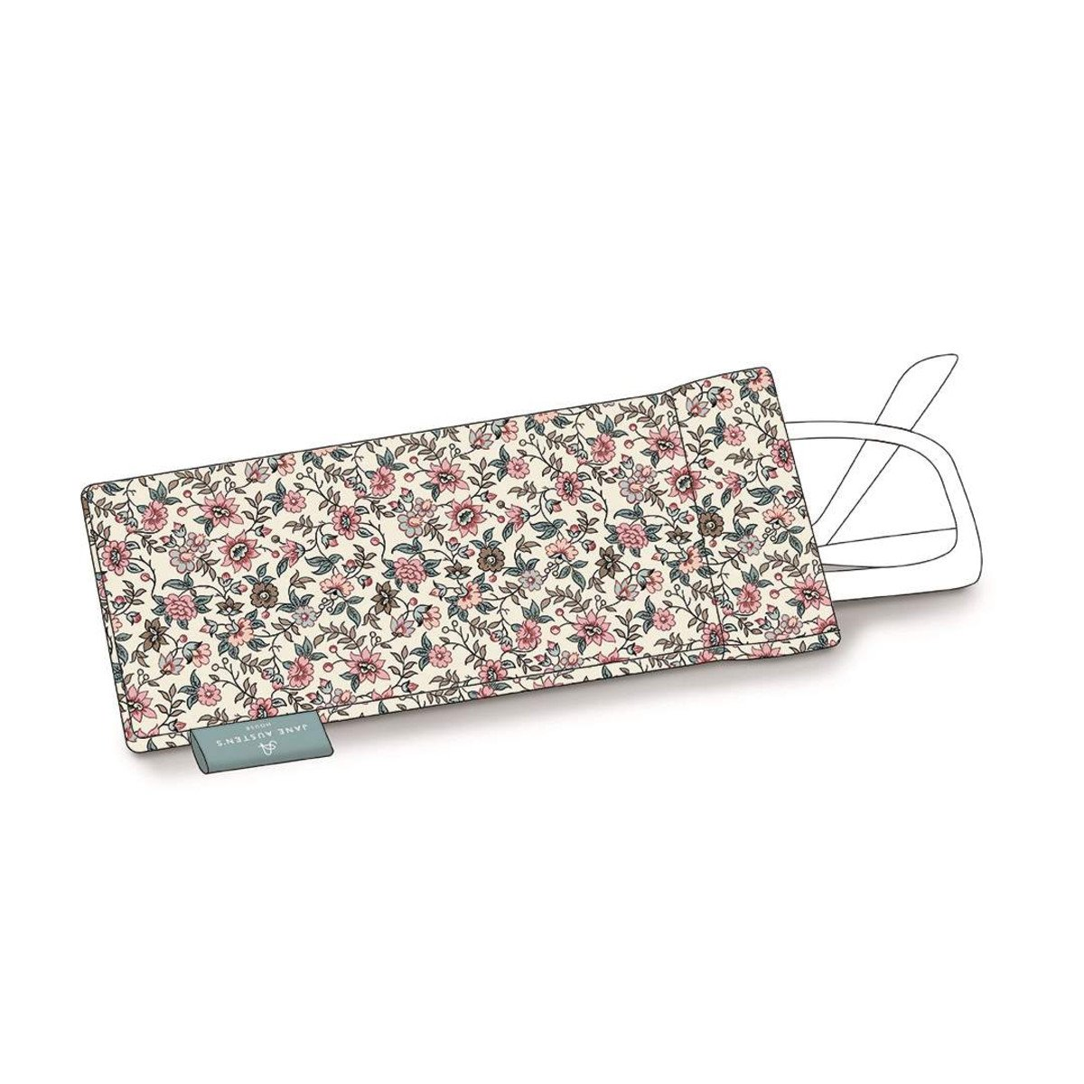 Jane Austen Eye Glasses Soft Case