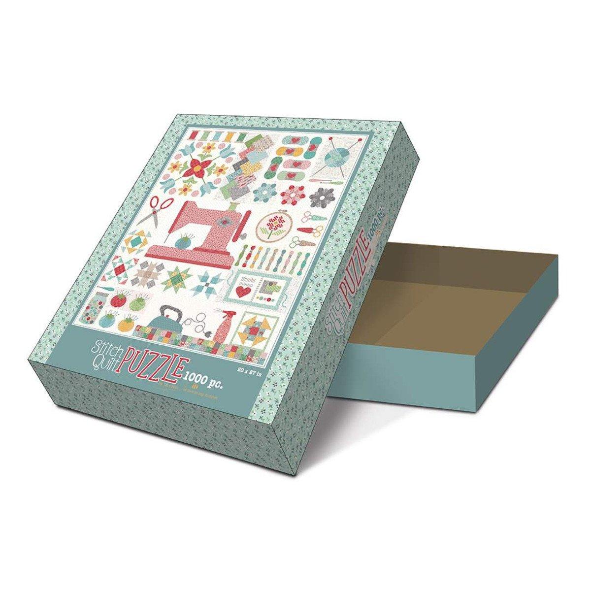 Lori Holt My Happy Place Quilt Puzzle