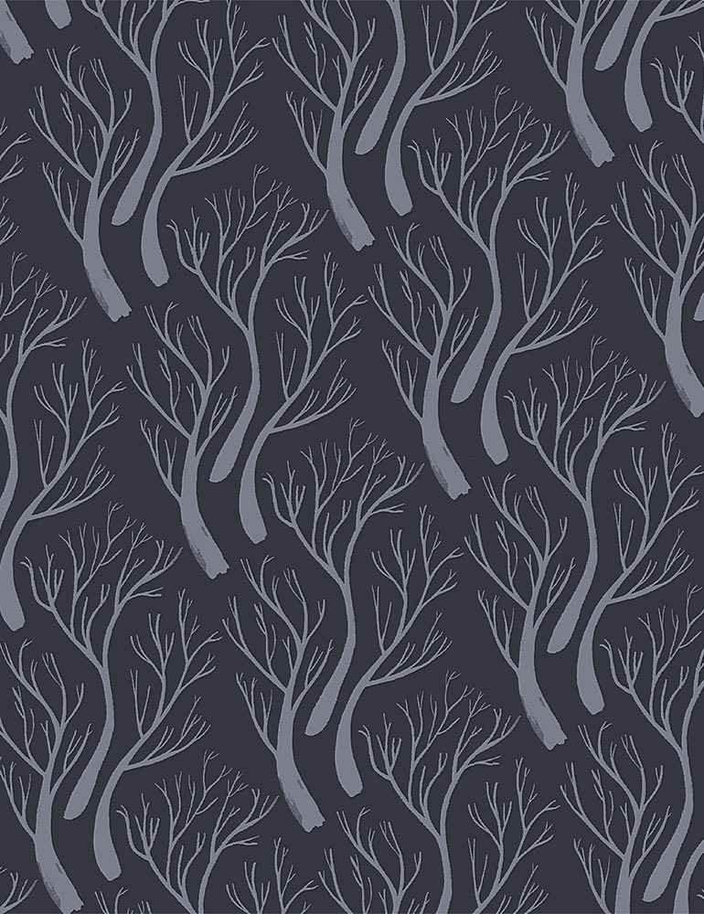 Toil & Trouble Trees Graphite