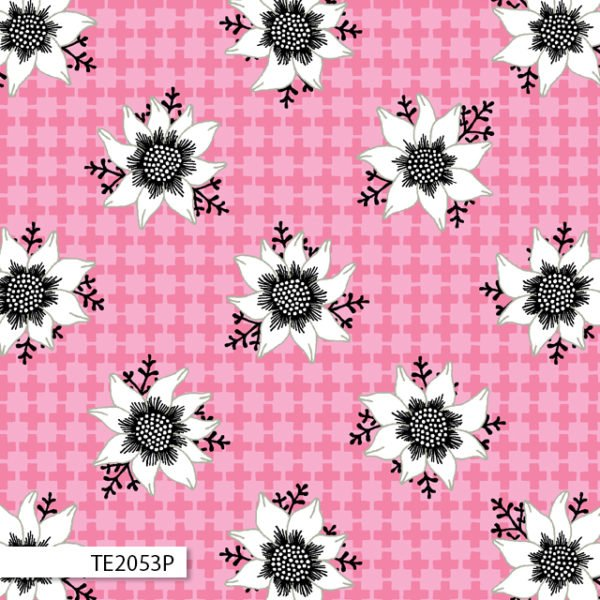 Matilda Flower Pink