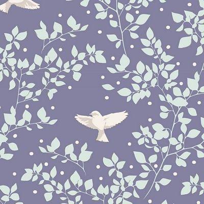 Tilda - Maple Farm Birdie Blueberry