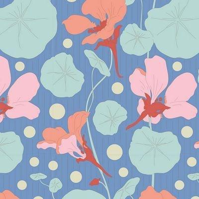 Tilda - Gardenlife Nasturtium Blue