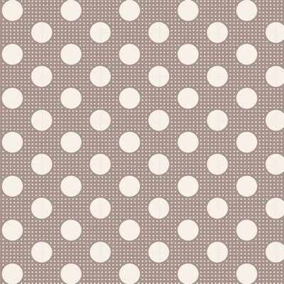 Tilda - Medium Dots Gray