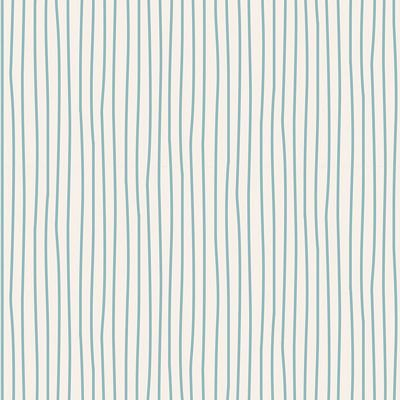Tilda - Basic Classics Pen Stripe Lt. Blue