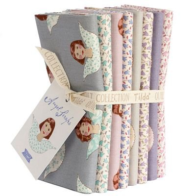 Old Rose Seasonal Extras FQ Bundle (8pcs)