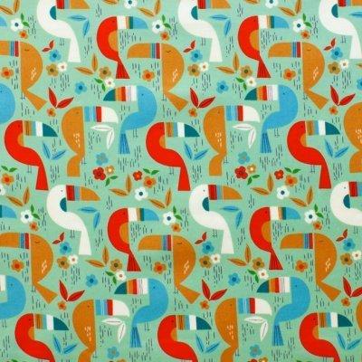 Toucan Zoo - Aqua