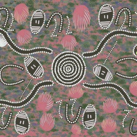 Tree Snake Gathering - Gray