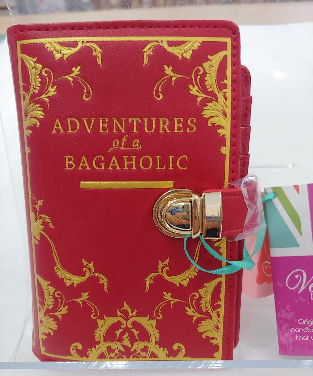 Vendula London - Book Shaped Wallet