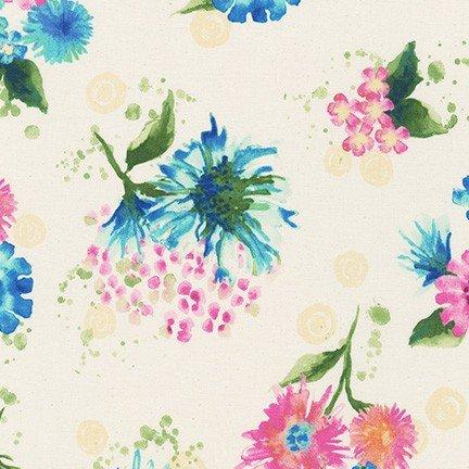 Natural Blooms Lg. Floral Petal