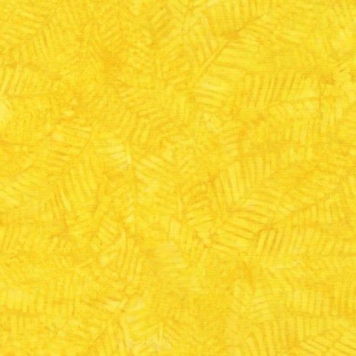 Batik Banana Leaf Daffodill