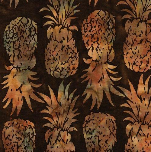 Batik Pineapple Walnut