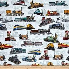 Trains Full Steam Ahead