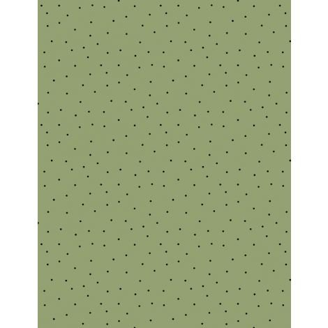 Essential Pindots - green