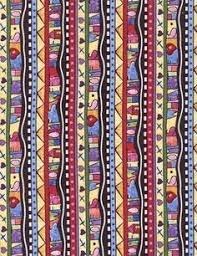 Row - Multi Stripe