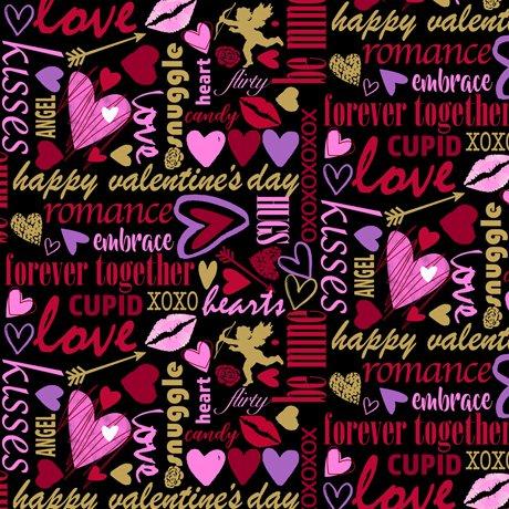 Sweethearts - Valentine Lingo