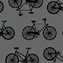 Enjoy the Ride Bicycles on Grey