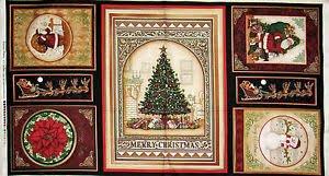 Christmas Elegance Panel C-10