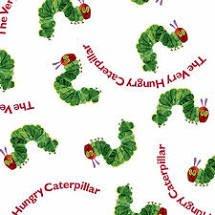 The Very Hungry Caterpillar - Caterpillars