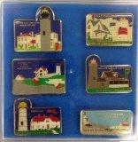 Pin - Lighthouse Pins Set #2