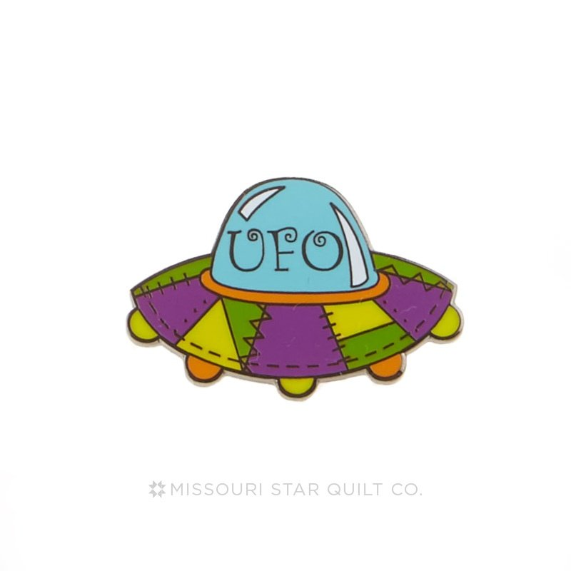 Pin - UFO