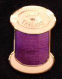 Pin - Purple Spool of Thread