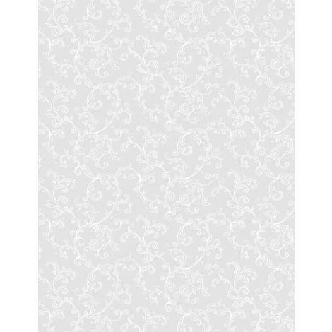 Essentials Filigree - 100 White
