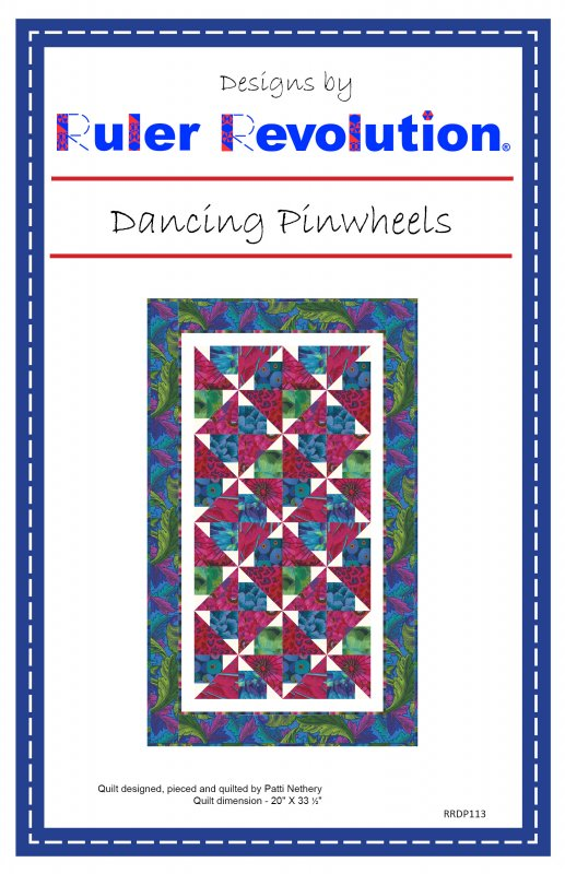 Dancing Pinwheel