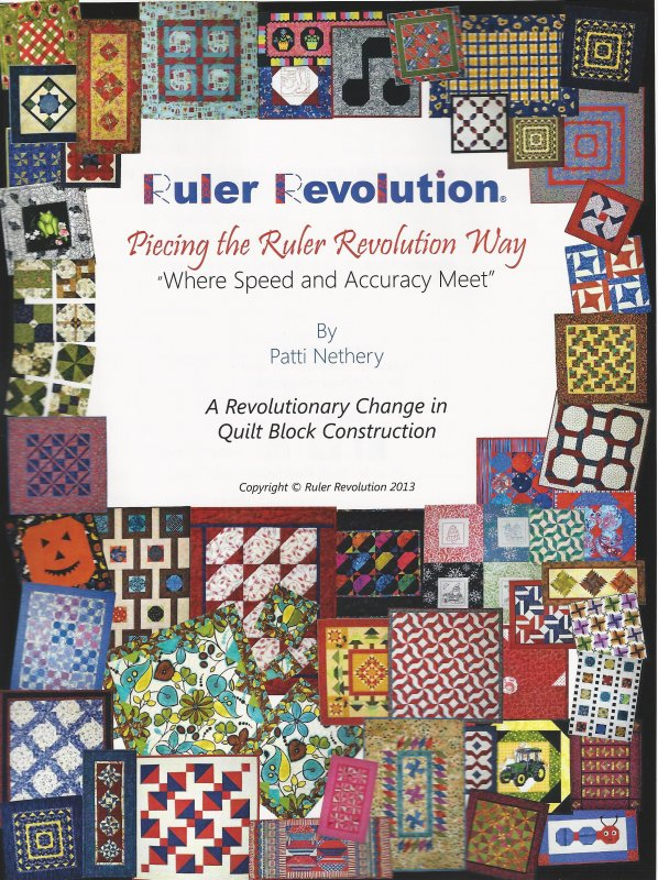 Piecing the Ruler Revolution Way