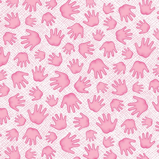A Miracle Little Hands Pink